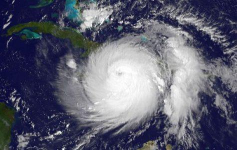 Hurricane hits Haiti