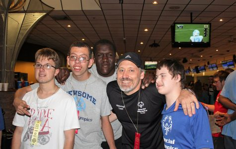 Newsome's Special Olympics team bowls to regionals