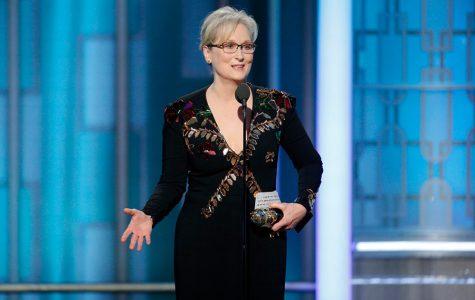 Streep's speech