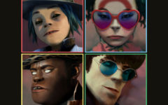 The return of the Gorillaz