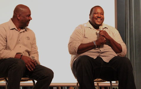 "Quinton Aaron: ""The Blind Side"" star and anti-bullying advocate"