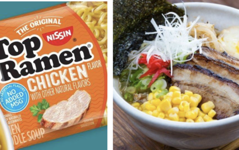 Top Ramen vs Traditional Ramen