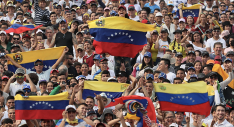 What happened in Venezuela?