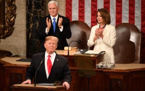 Trump's State of the Union addresses nationwide topics
