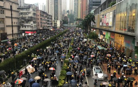 Everything you need to know about the Hong Kong protests