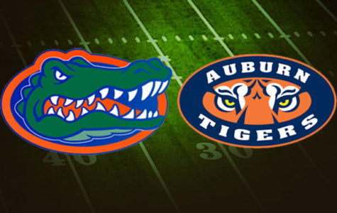 The Battle of Orange and Blue: Florida Gators vs. Auburn Tigers