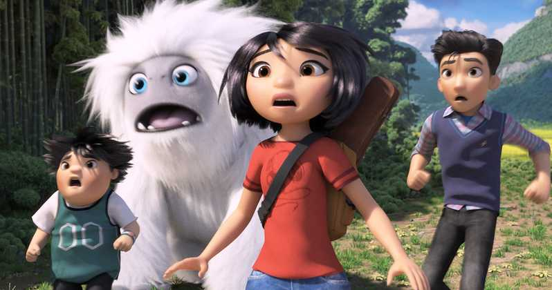 Dreamworks%E2%80%99+%E2%80%98Abominable%E2%80%99+shows+what+family+means+if+you%E2%80%99re+friends+with+a+yeti