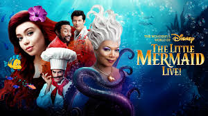 Why ABC's The Little Mermaid Live! didn't live up to the public's expectations