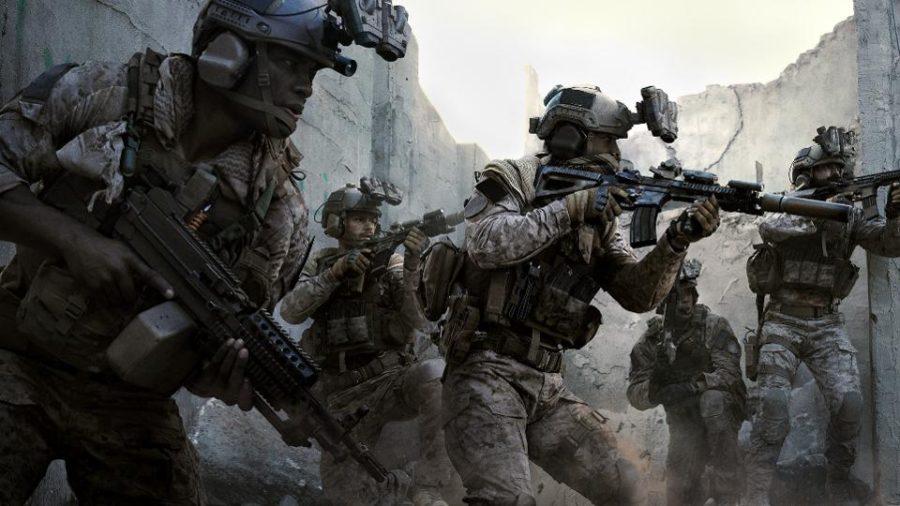 Call of Duty's Modern Warfare