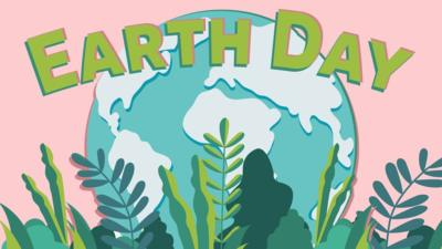Earth Day goes Digital