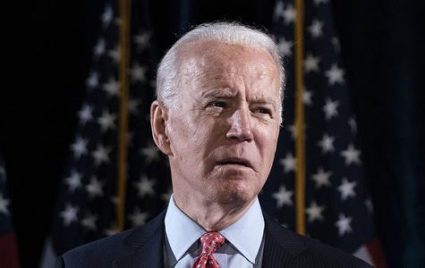 Biden's Make for First Female Vice President