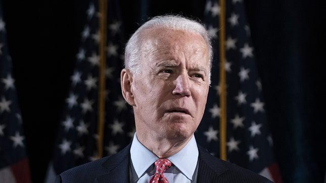 Biden's Make for First Female Vice President