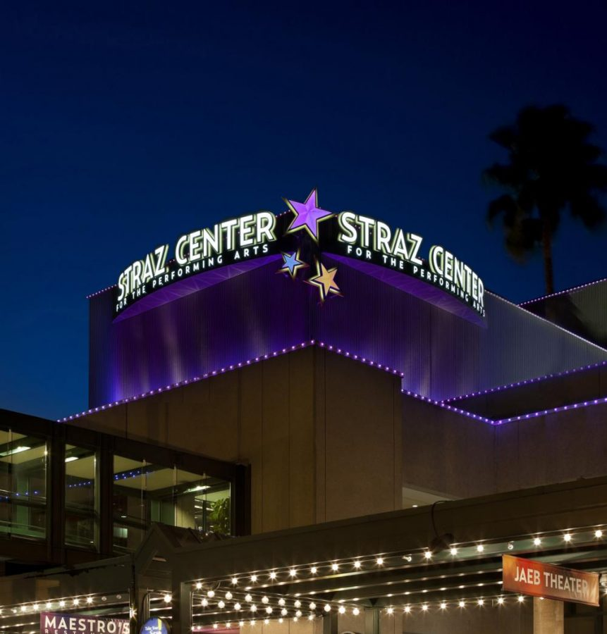 Straz Center Pushes to Reopen Despite Struggles