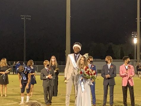 Newsome's King and Queen are Crowned