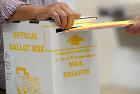 A Rise in Debate Over Mail-In Ballots