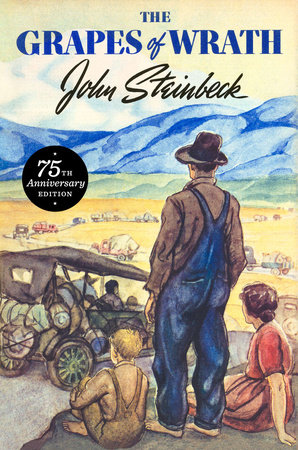 Book Review: Grapes of Wrath by John Steinbeck