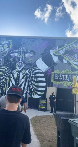 """Beetlejuice"" Haunted House Opens as Surprise for Halloween Weekend at Universal Studios"