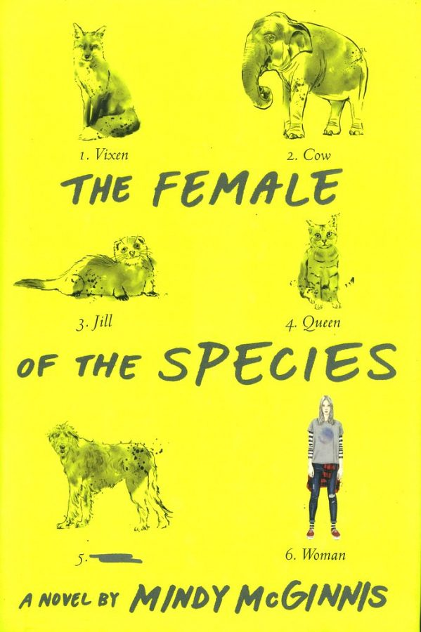 Book Review: The Female of the Species by Mindy McGinnis
