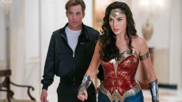 Wonder Woman Sequel Falls Flat