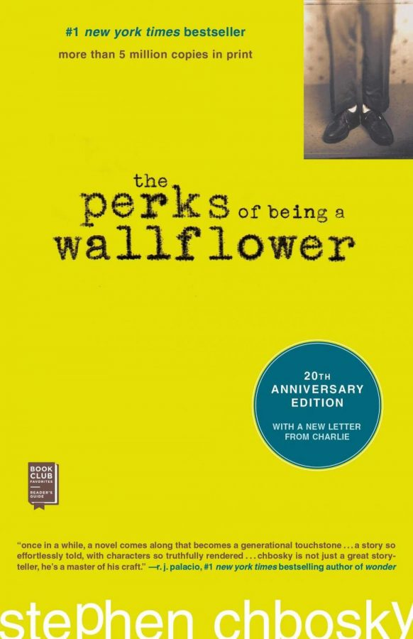 Book+Review%3A+The+Perks+of+Being+a+Wallflower