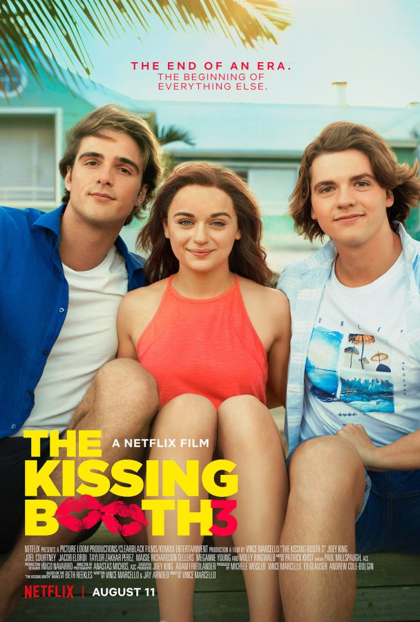 Three movies was more than enough of The Kissing Booth